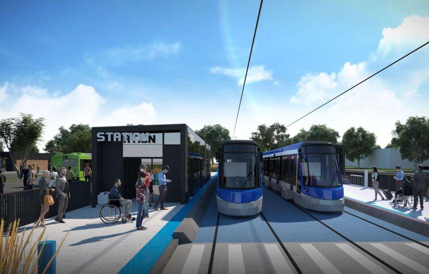 Le Bureau de projet du tramway à Québec persiste et signe