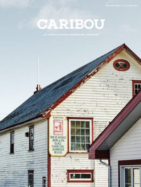 Le numéro d'automne de Caribou