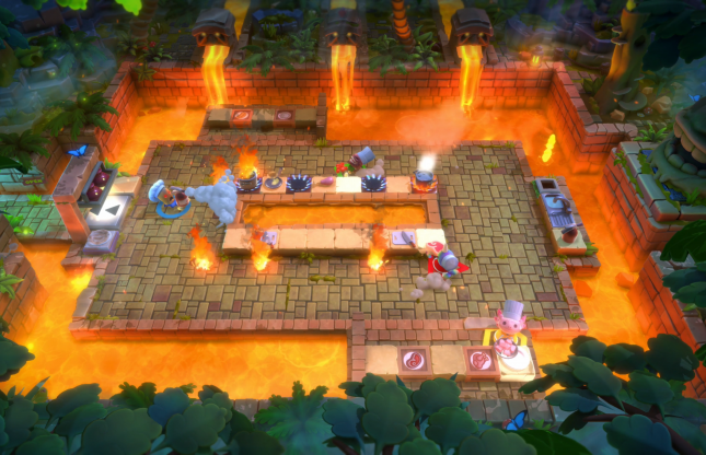Overcooked! All You Can Eat disponible dès aujourd'hui