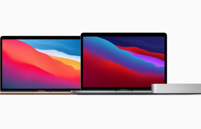 M1: Apple présente ses nouveaux Mac et sa nouvelle puce