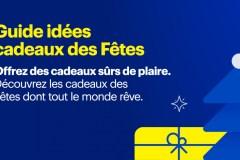 Découvrez les suggestions cadeaux de Noël technos de Best Buy