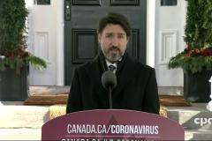Trudeau nomme un militaire pour la distribution des vaccins