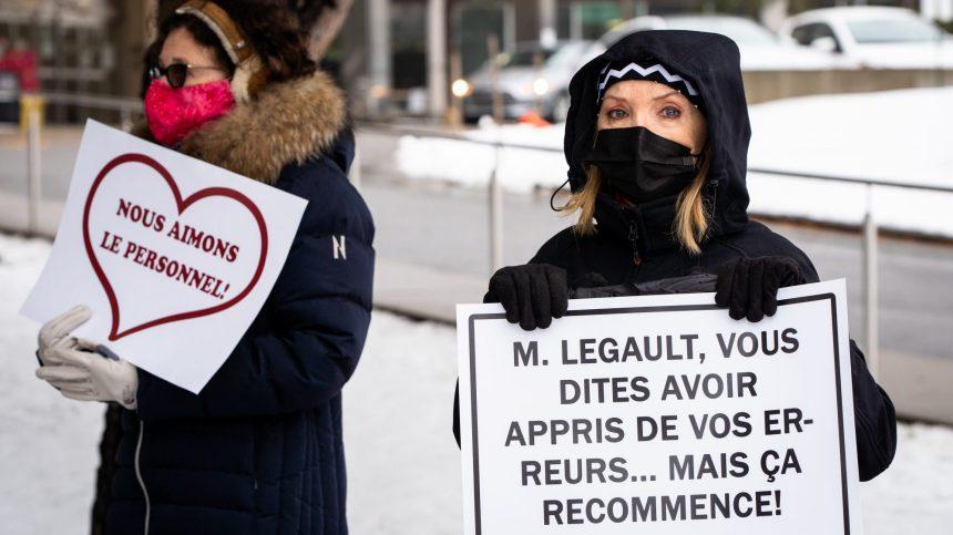 COVID-19: intervention réclamée dans le CHSLD le plus infecté de Montréal