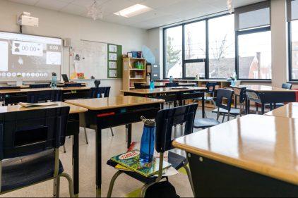 Pas de nouveaux purificateurs d'air pour les écoles de l'Est