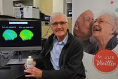 Alzheimer: une boisson développée à Sherbrooke pourrait tout changer