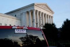 Trump aura de la difficulté à impliquer la Cour suprême dans l'élection
