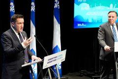 Plan vert: Québec présente son «grand chantier» pour réduire les GES