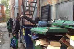 La lutte au gaspillage commence dans les poubelles