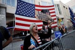 Le camp Trump poursuit son combat judiciaire envers et contre tous