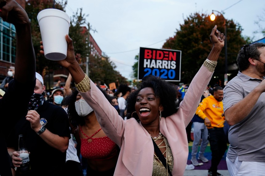 La victoire de Joe Biden illustre le pouvoir des électeurs noirs