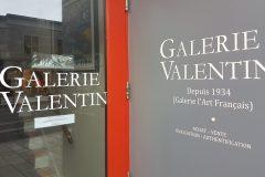 Fermeture de la Galerie Valentin de l'avenue Laurier Ouest