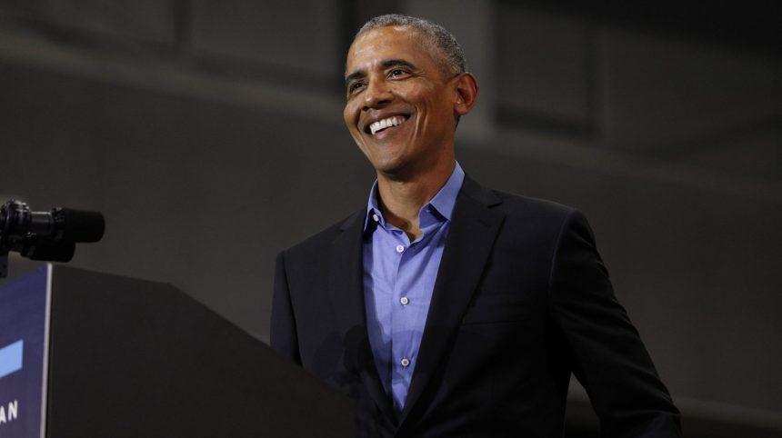 Barack Obama publie ses mémoires avec «Une terre promise»