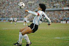 Diego Maradona: une vie de légende sur grand écran