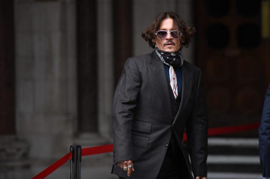 Johnny Depp est chassé des «Animaux fantastiques» après sa défaite contre le «Sun»
