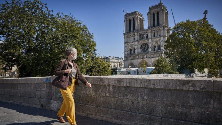 Un premier concert de Noël organisé dans Notre-Dame de Paris depuis l'incendie