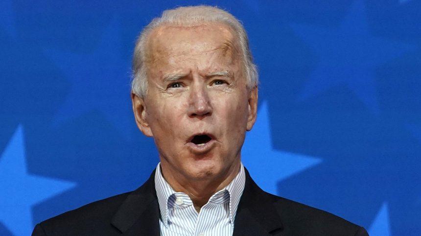«Les chiffres sont clairs, nous allons gagner», déclare Joe Biden