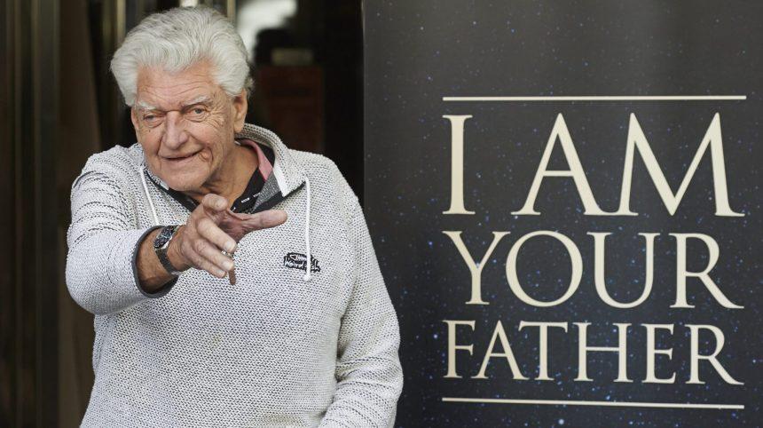 Il incarnait Dark Vador, Dave Prowse est mort à l'âge de 85 ans
