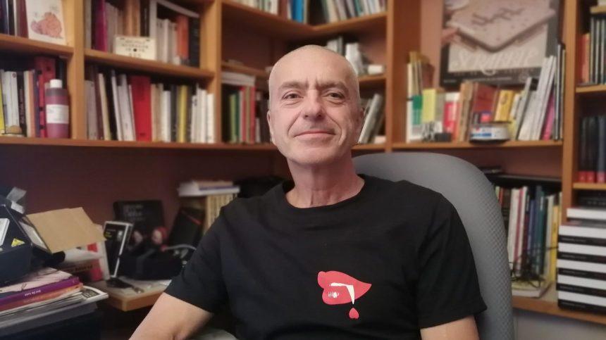 Ghislain Taschereau: un «amouriste» avec du mordant
