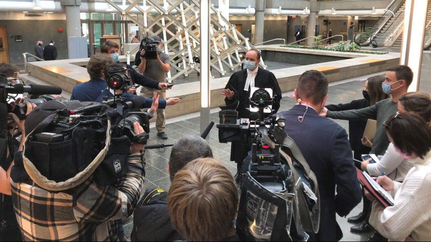 Tuerie dans le Vieux-Québec: passage éclair en Cour de Carl Girouard