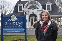 Heidi Ektvedt choisie comme nouvelle mairesse de Baie-D'Urfé