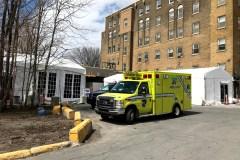 Éclosion de COVID-19 à l'Hôpital de Lachine