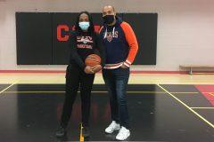 Tricya St-Cyr: un pas de plus vers le basketball professionnel