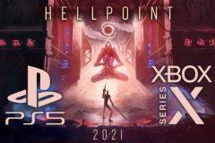 Hellpoint sur PlayStation 5 et Xbox Series X et S en 2021