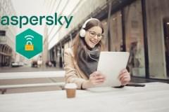 Protégez votre connexion internet avec Secure Connection, le VPN de Kaspersky