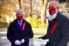 Légion royale canadienne des Forces armées: coquelicots en péril