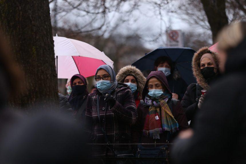 Des mères dénoncent la violence à Montréal-Nord