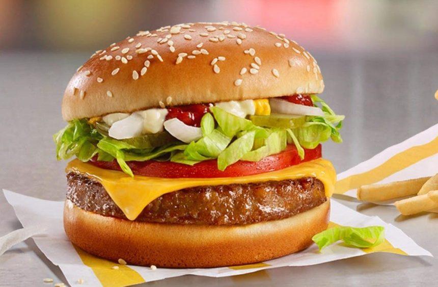 McDonald's se lance dans la course aux produits végétariens avec le McPlant