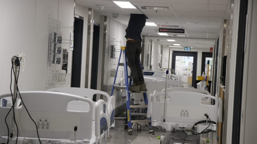 De nouvelles unités modulaires de 45 M$ à l'Hôpital du Sacré-Coeur