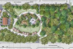 Le parc Rosemont vers une métamorphose verte en 2021