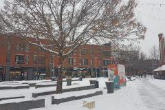 Des stations hivernales bientôt déployées à Montréal