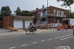 Le stationnement dans l'est de Rosemont suscite encore l'inquiétude