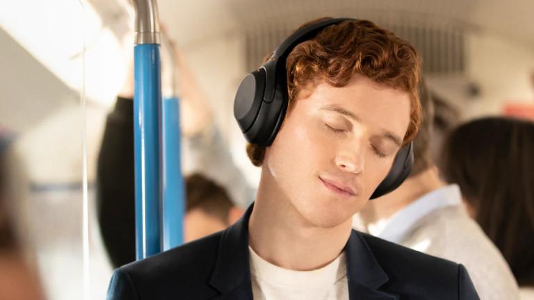 Casque écoute Sony réduction bruit