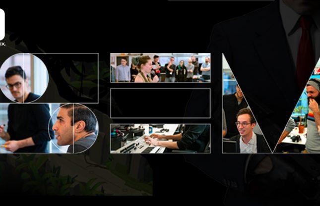 Un nouveau look pour Square Enix Montréal