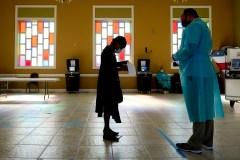 Les évangéliques ont voté pour Trump, mais les catholiques étaient partagés