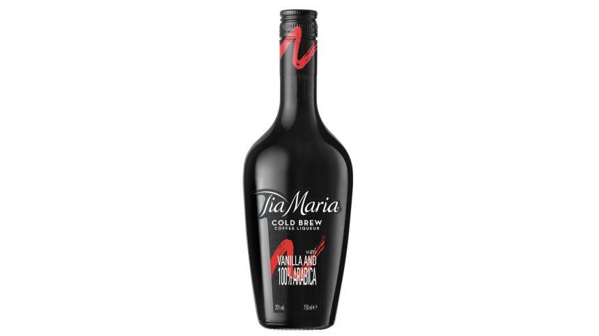 L'emblématique liqueur de café Tia Maria revêt un nouveau look