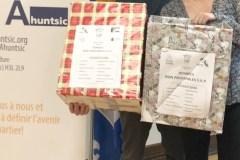 Une collecte alimentaire organisée par l'arrondissement
