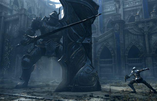Demon's Souls présente son créateur de personnages et son mode photo