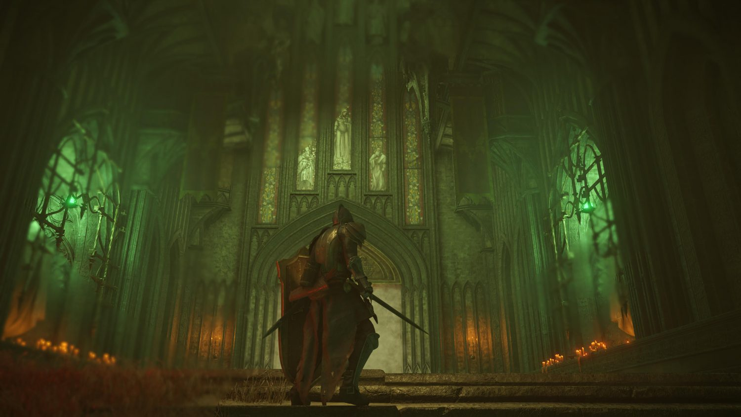 demon's souls remake cathedral