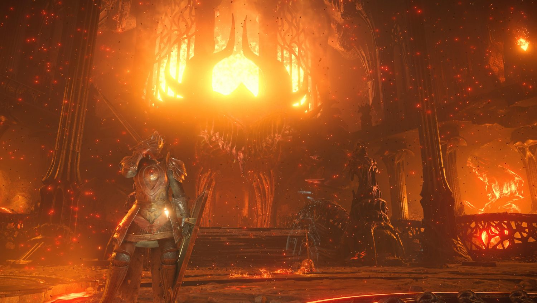 demon's souls flamelurker