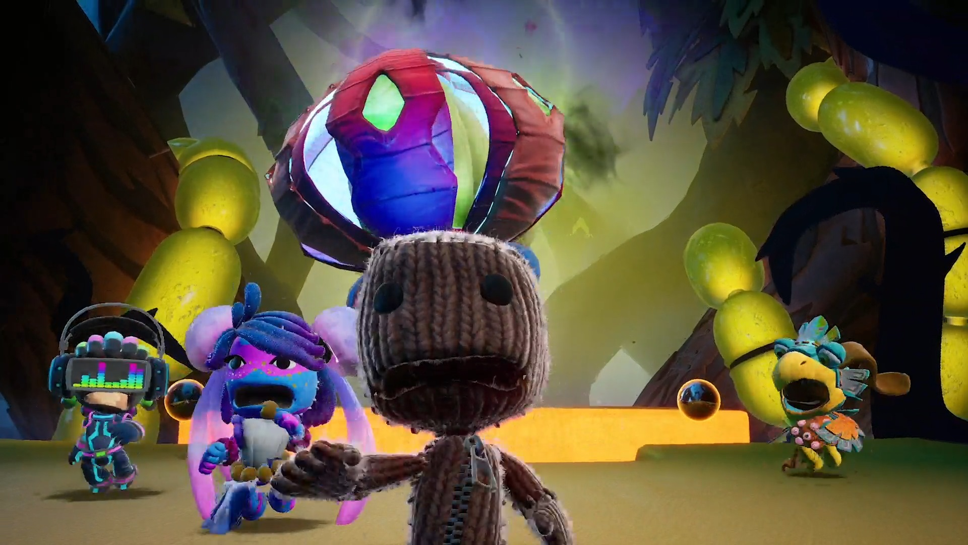 LittleBigPlanet returns with Sackboy: A Big Adventure | Shacknews
