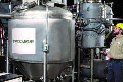 Technologie prometteuse pour le recyclage du polystyrène dans la région
