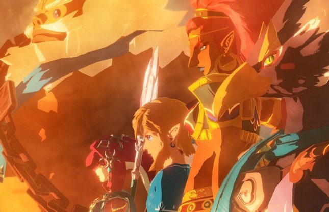 Hyrule Warriors: Age of Calamity pourfend des records