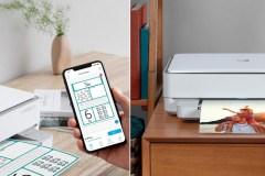 L'imprimante tout-en-un parfaite pour votre petite famille