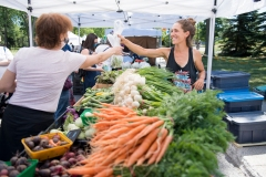 Le commerce de proximité à l'honneur au marché saisonnier d'Ahuntsic