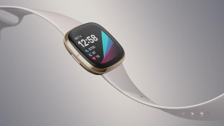 Montre intelligente Fitbit Sense