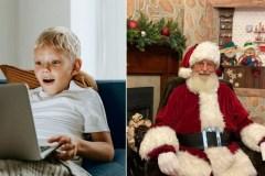 Offrez une rencontre virtuelle à votre enfant avec le père Noël via Zoom